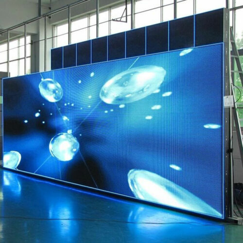 Outdoor LED Wall huren bij Netstar AV
